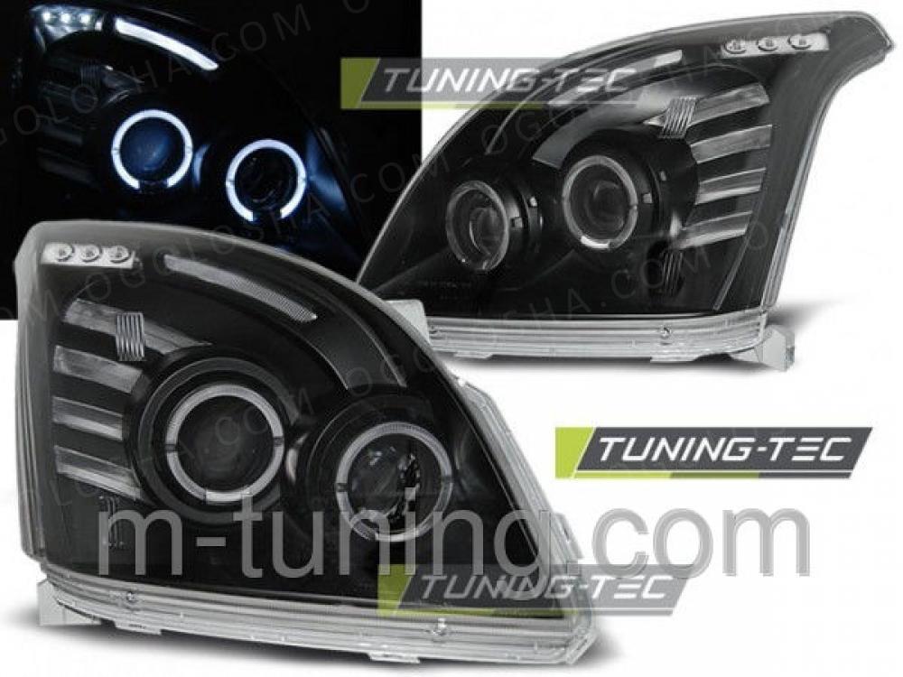 Фары тюнинг оптика Toyota Land Cruiser LC Prado 120