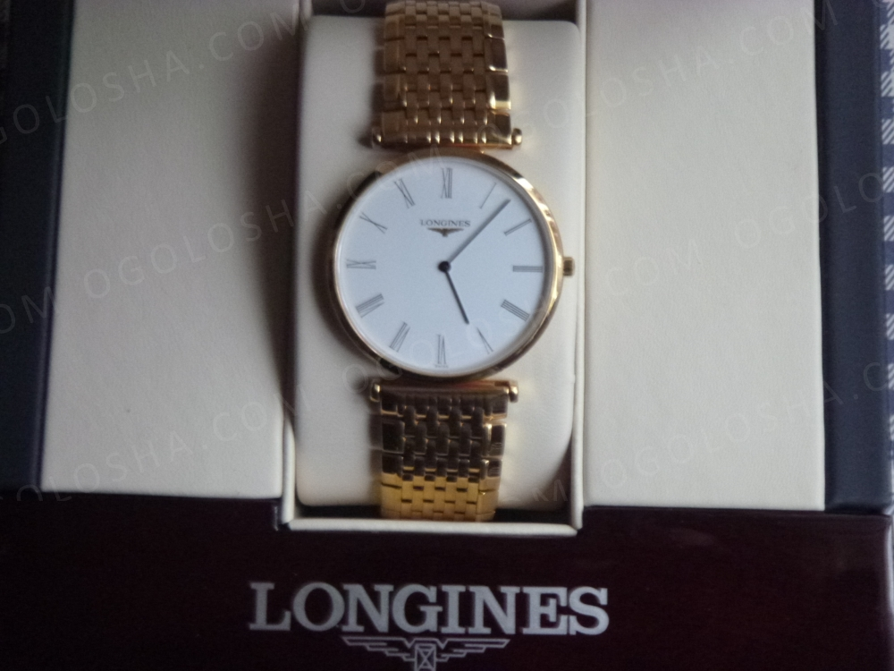 Часы swatch longines мужские