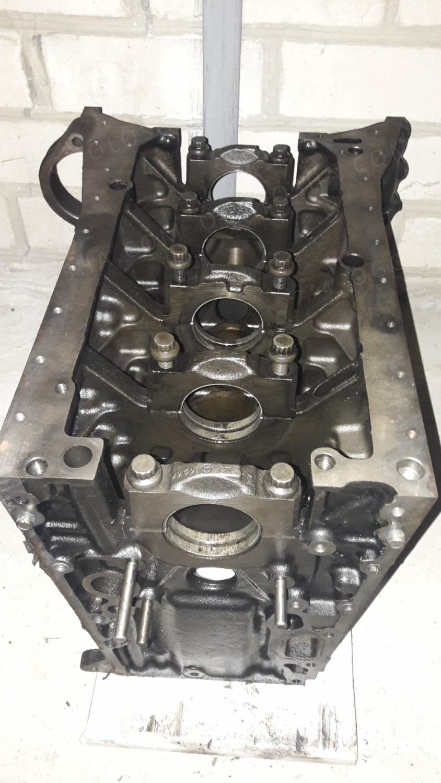 Блок двигателя OM-611 спринтер Vito