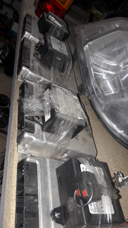 Блок управления двигателя спринтер 2.2 CDI