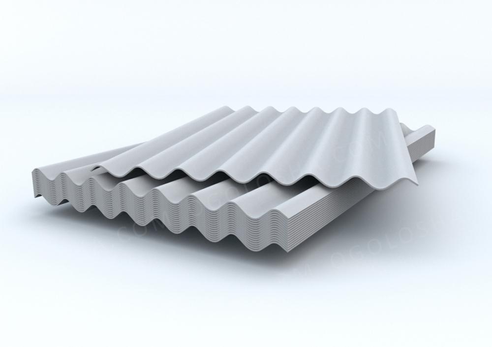 Продам шифер 8 волновой (Балаклея)