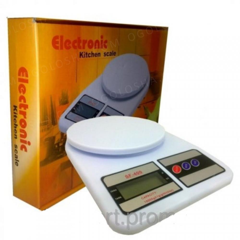 Кухонные весы Electronic Kitchen Scale SF-400