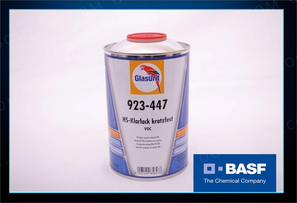Авто лак Glasurit 923-447 стойкий к царапинам, BASF, Германия