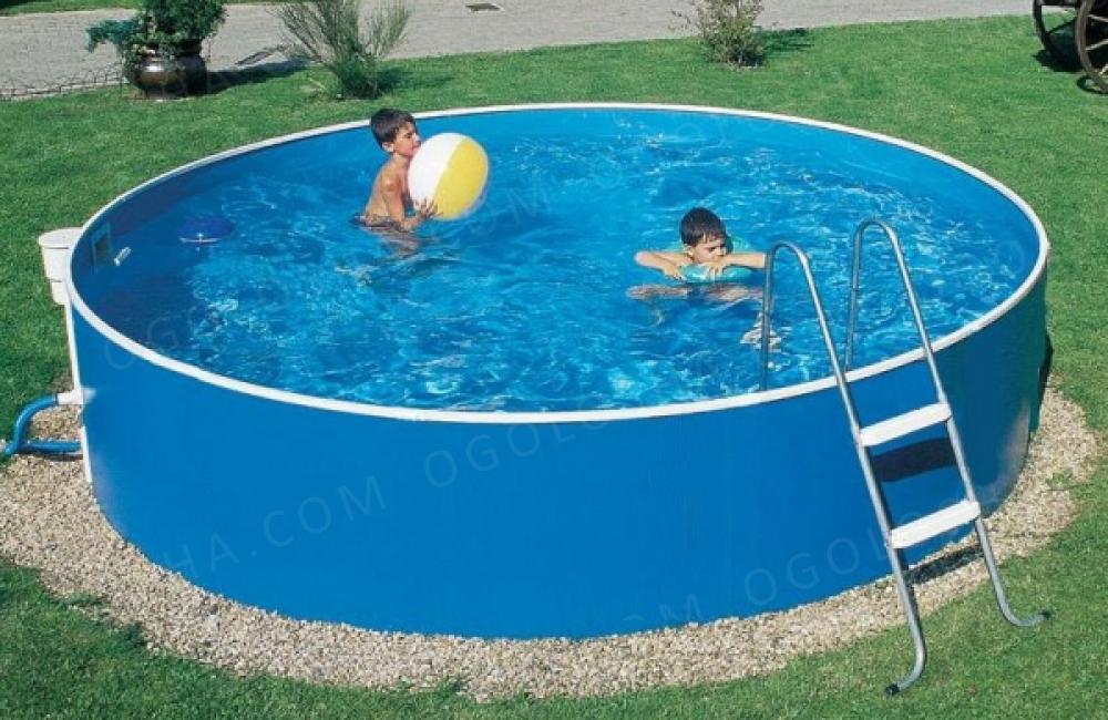 Сборный бассейн Mountfield Azuro Basic 300A (3,6м) с фильтром Azuro 2000