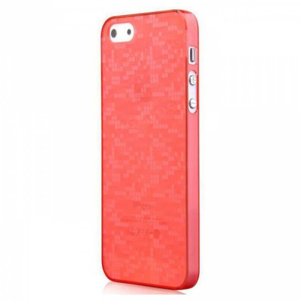 Тонкий чехол пластик Vouni для на iPhone 5/5S/5SE