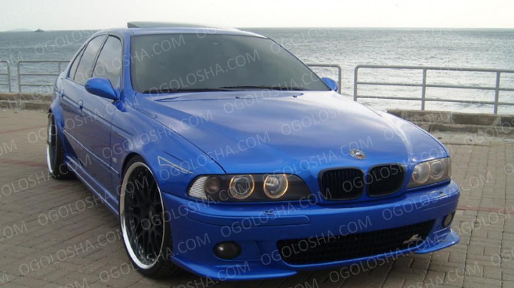 Разборка BMW E34.E36.E38.E39.E46.E53