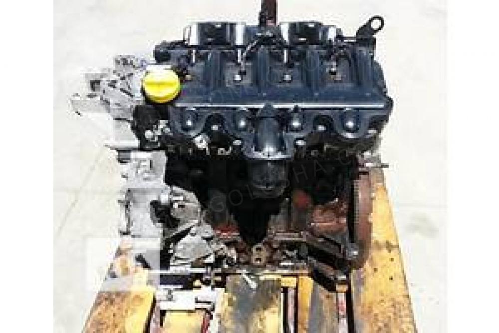 Двигатель Renault Master 2.5 dci 120  g9u