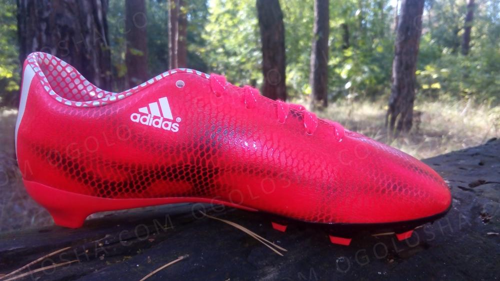 Футбольные бутсы Adidas F10 FG Junior. Оригинал! р.35-36