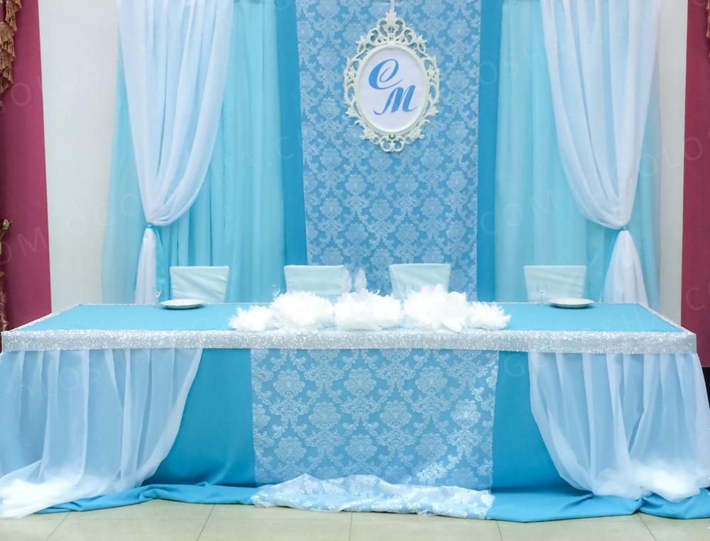 Украшение и оформление свадеб, юбилеев.