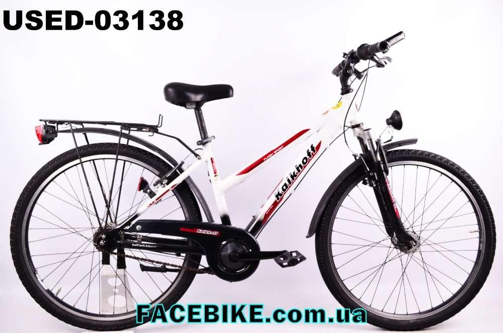 БУ Городской велосипед Kalkhoff-из Германии у нас Большой выбор!
