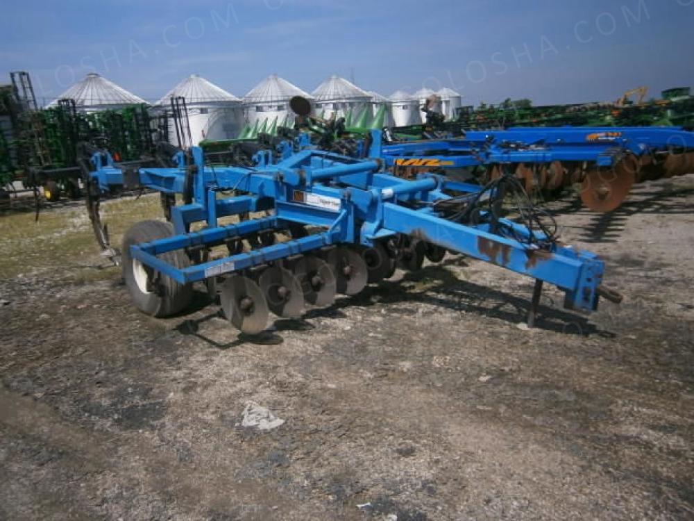 Продажа сельхозтехники. Глубокорыхлитель DMI Ecolo Tiger two на 5 стоек  .