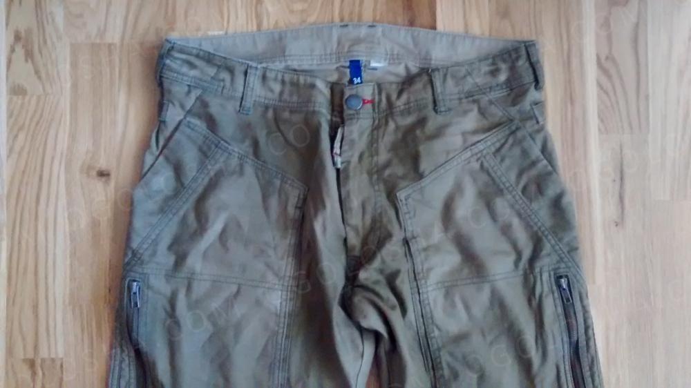 Чоловічі штани H&M розміру 34