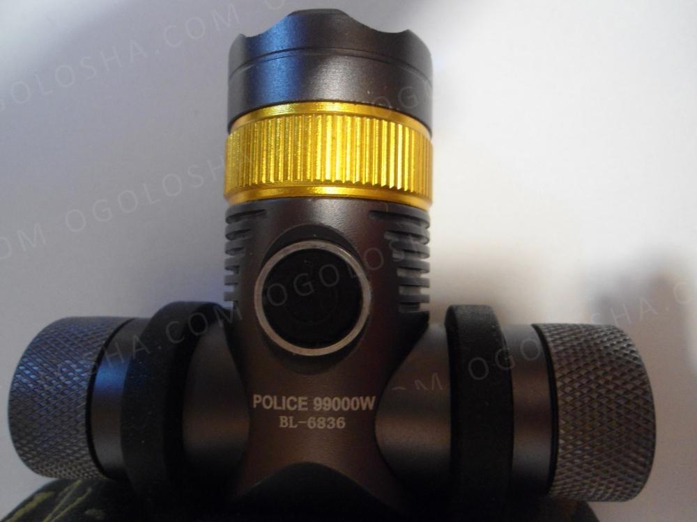Налобный фонарь BL-6836-Q5 / T6