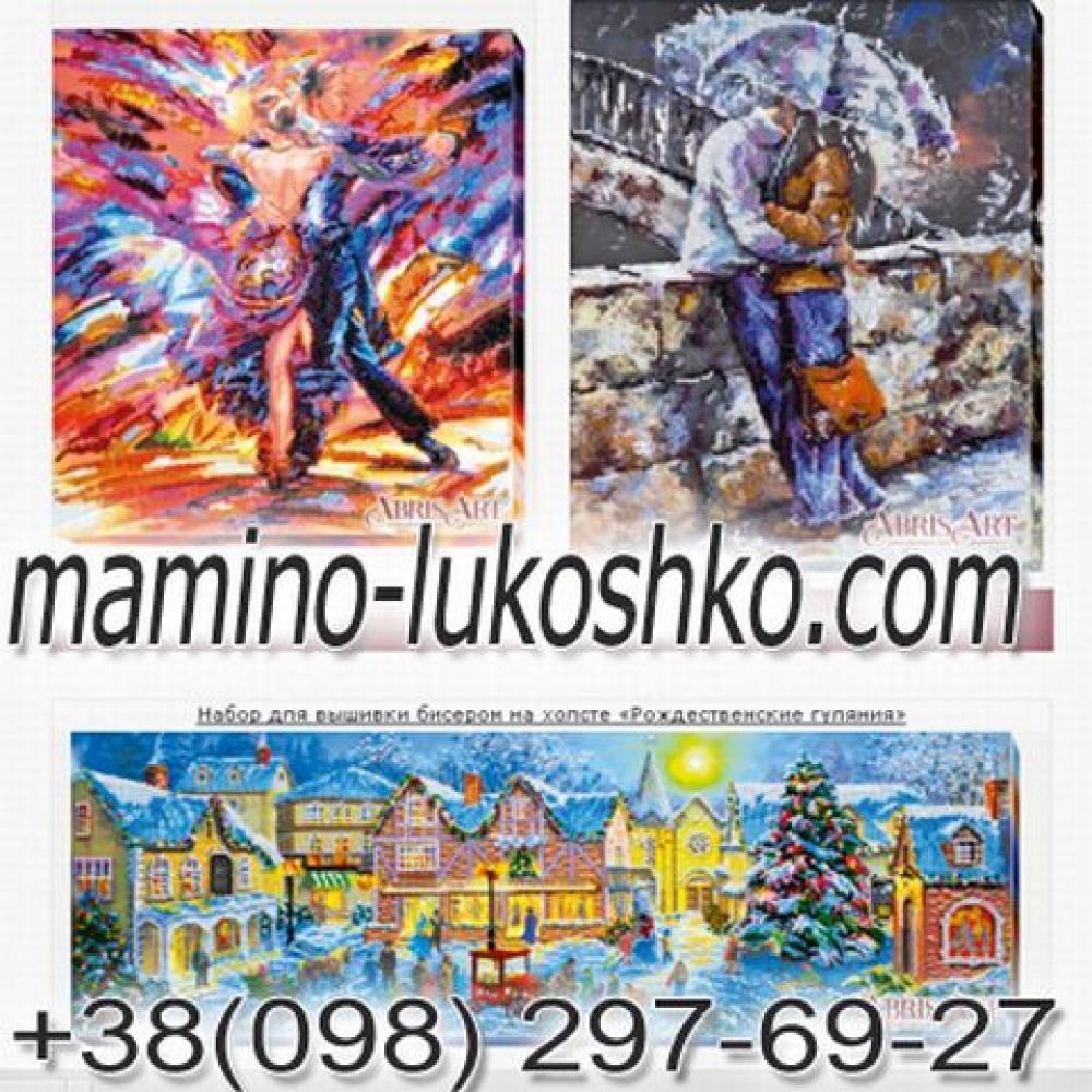 купить схему для вышивки бисером от mamino-lukoshko.com