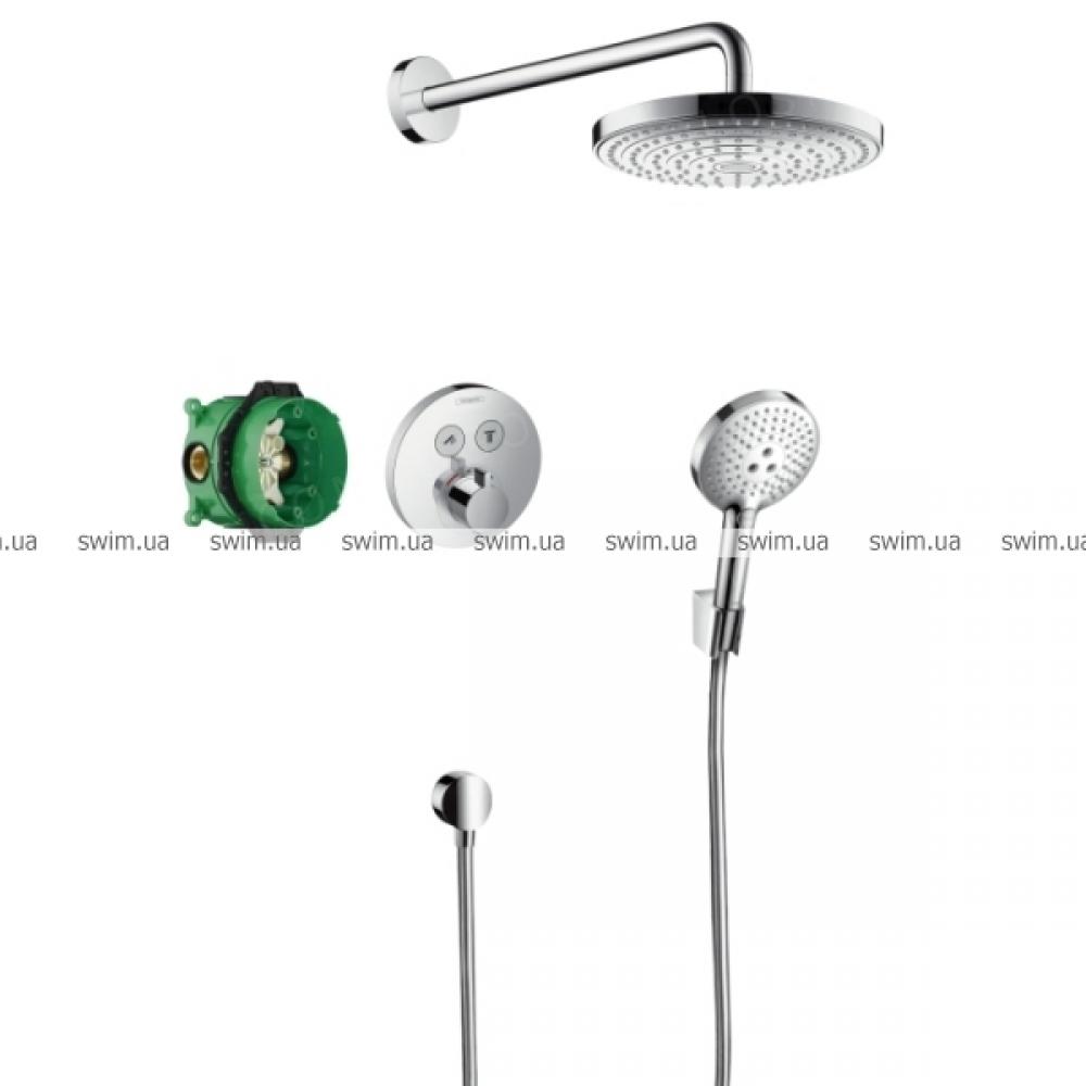 Душевой комплект Hansgrohe Raindance Select S / ShowerSelect S 27297000