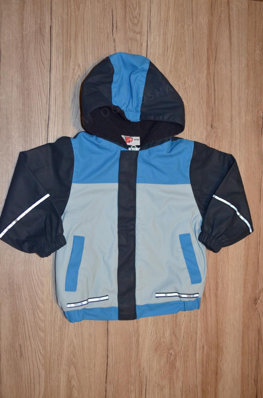 Курточка дождевик на флисе 80-86р. Моя доставка У.п.