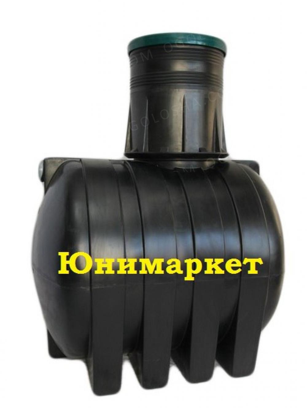 Септик канализационный Деревянная Деремезна