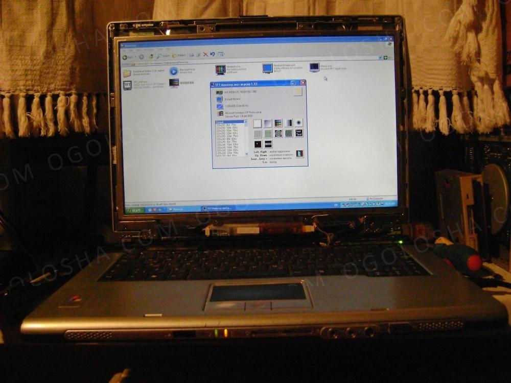 Запчасти на ноутбук Aspire 1651 ZL3 Intel