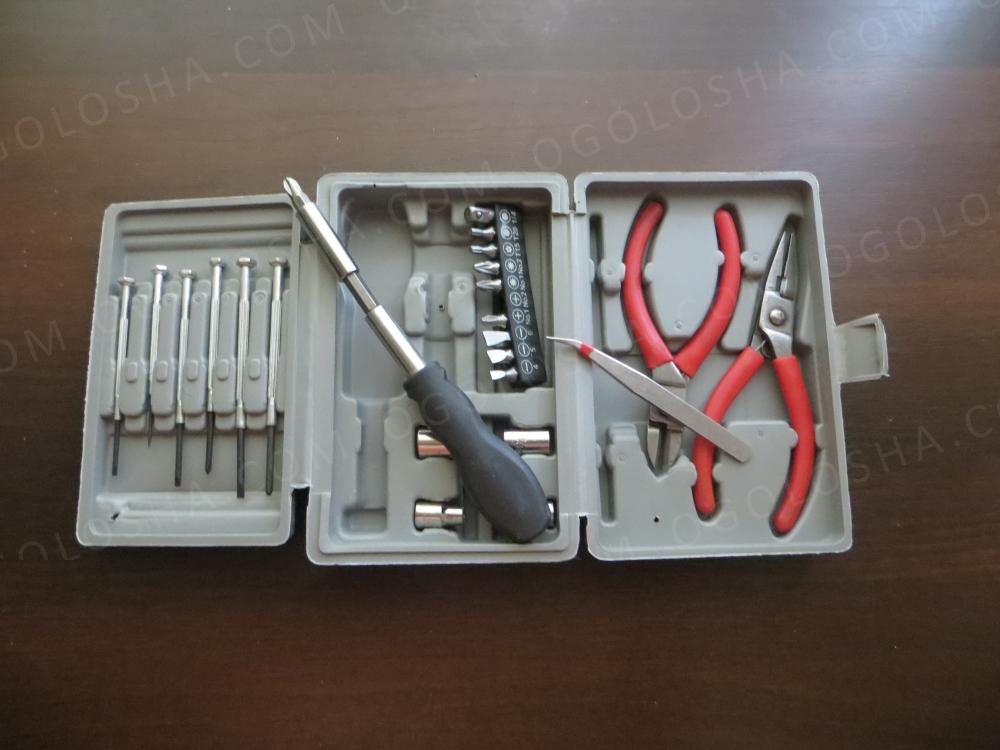 Універсальний набір інструментів Ручной инструмент