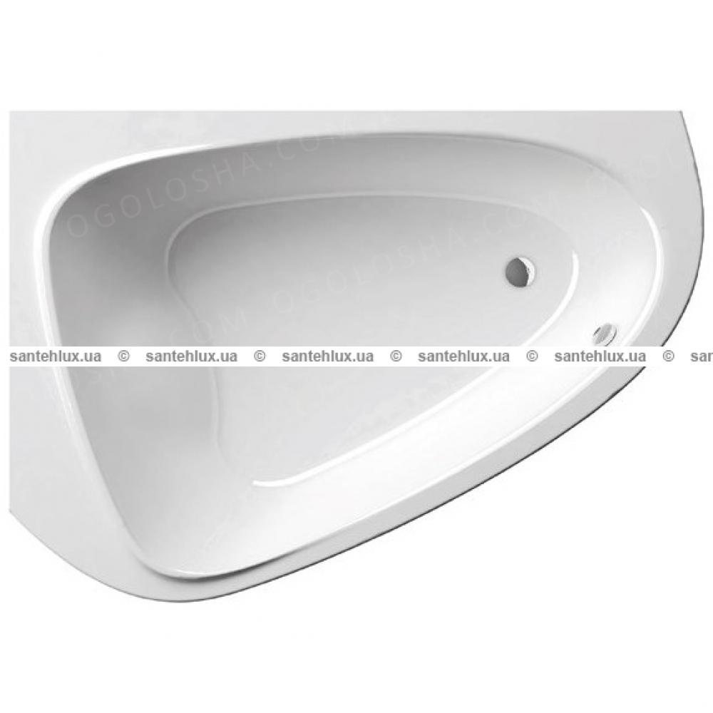 Ванна акриловая Ravak LoveStory II 196x139 см PuPlus L/R