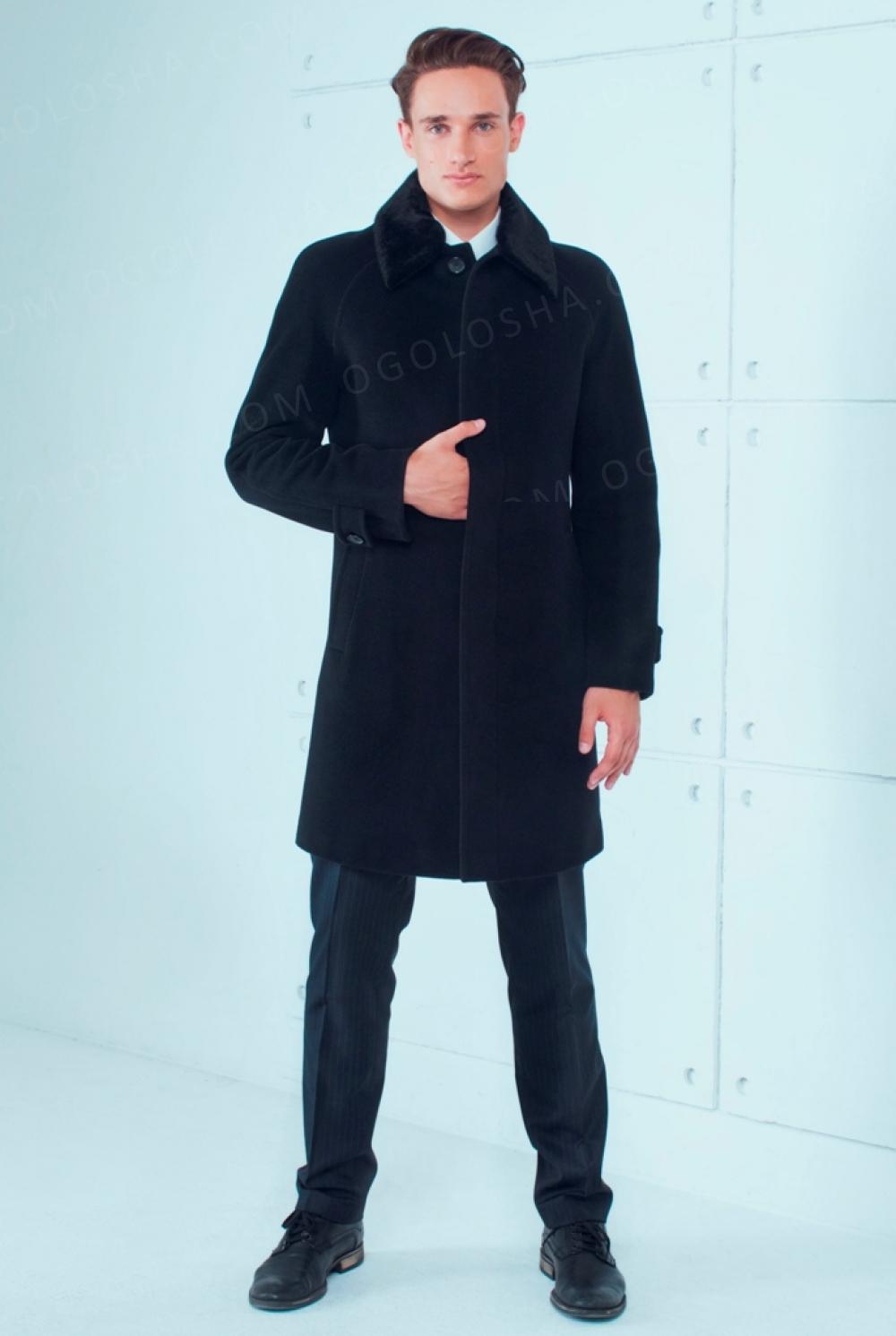 Мужское зимнее пальто Sun's House S-502 (Кардинал)