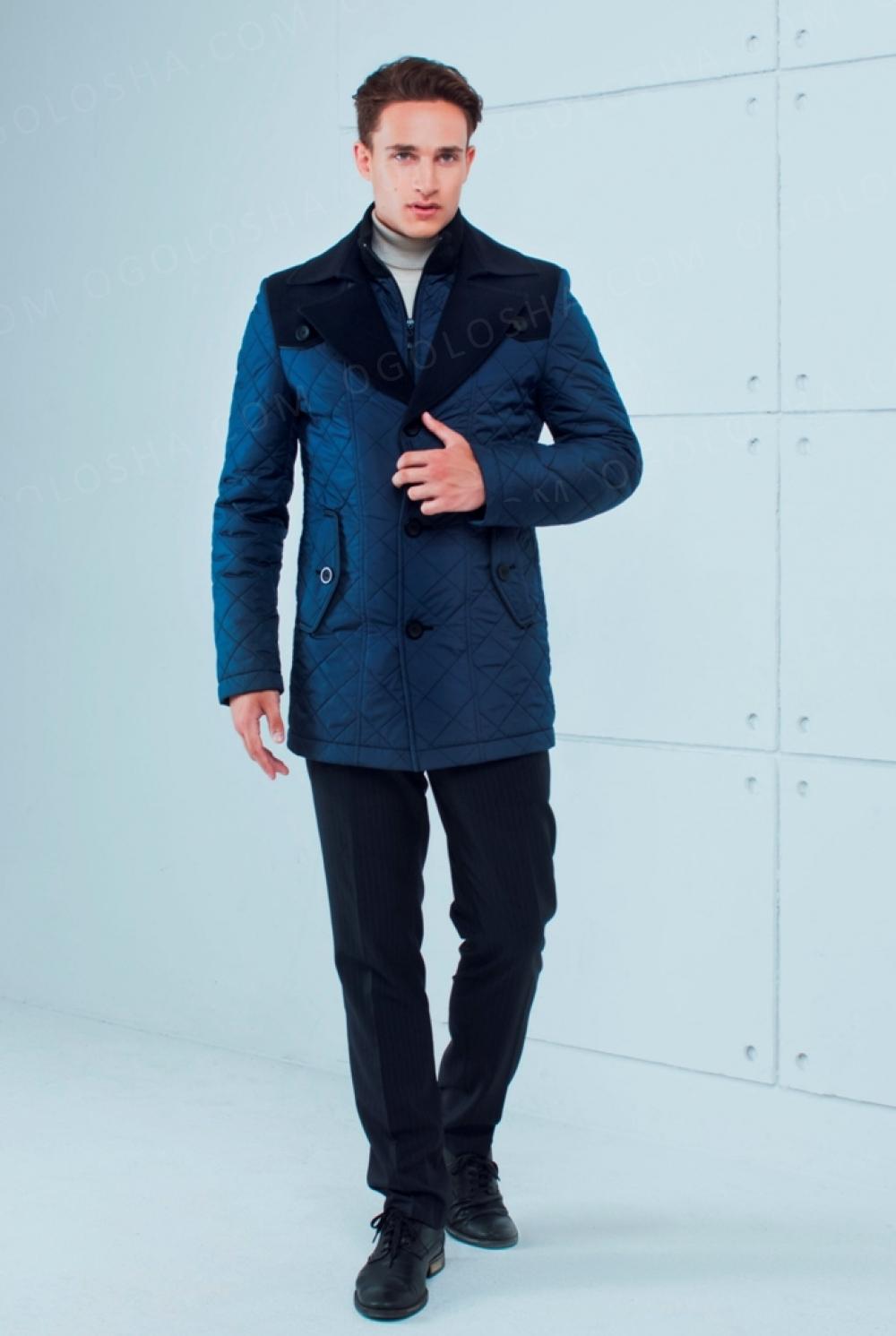 Мужская зимняя куртка Sun's House В,С-415 (Айвенго)