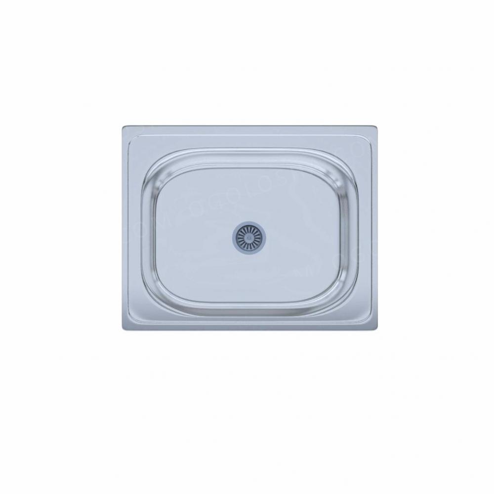 Кухонная мойка накладная UA 400*500*130