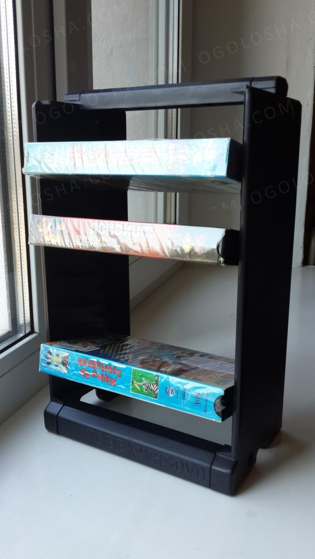 Подставка под видеокассеты