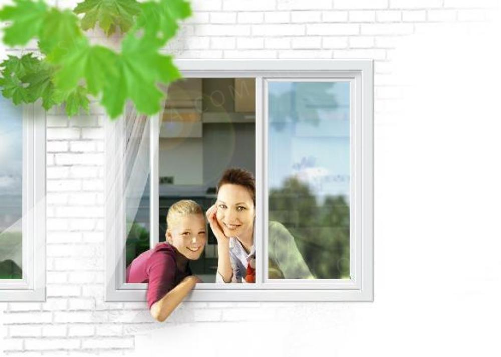 Металлопластиковые окна, монтаж, установка