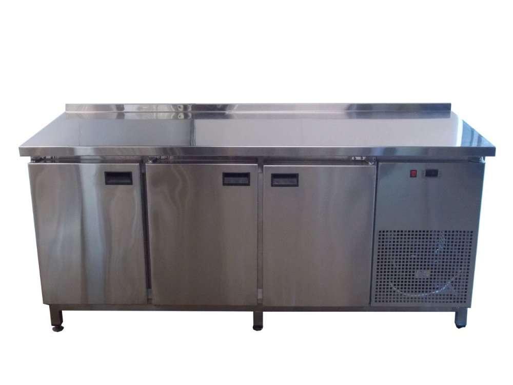 Холодильный стол 3-х дверный 1860Х600Х850ММ