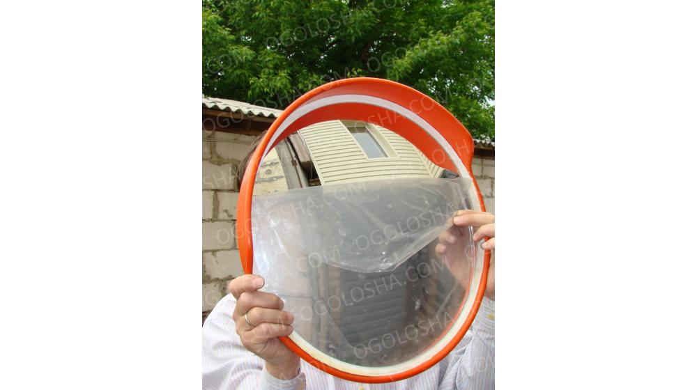 Сферическое зеркало для въезда/выезда из гаража