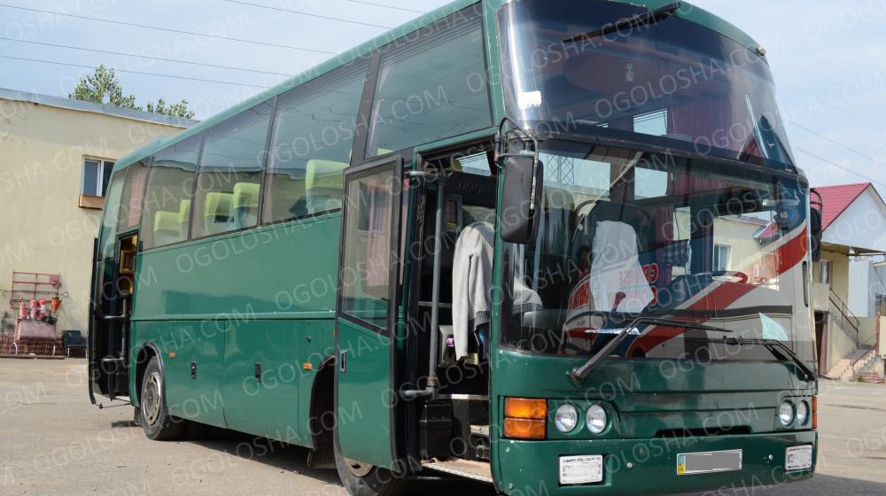 Пассажирские перевозки автобусом MAN (заказ автобуса)