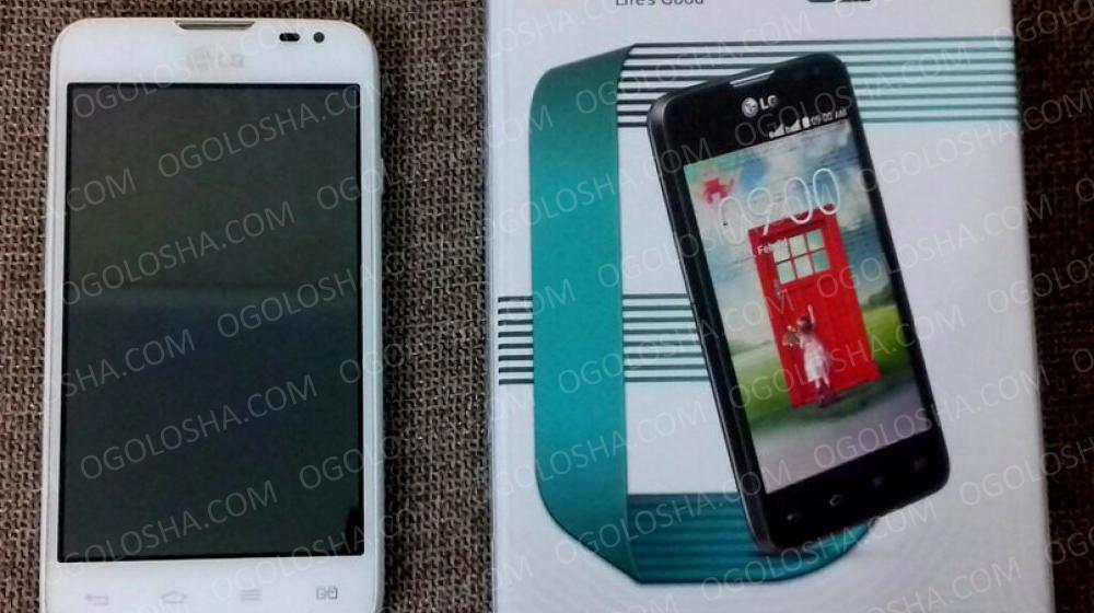 Телефон LG L65 Dual