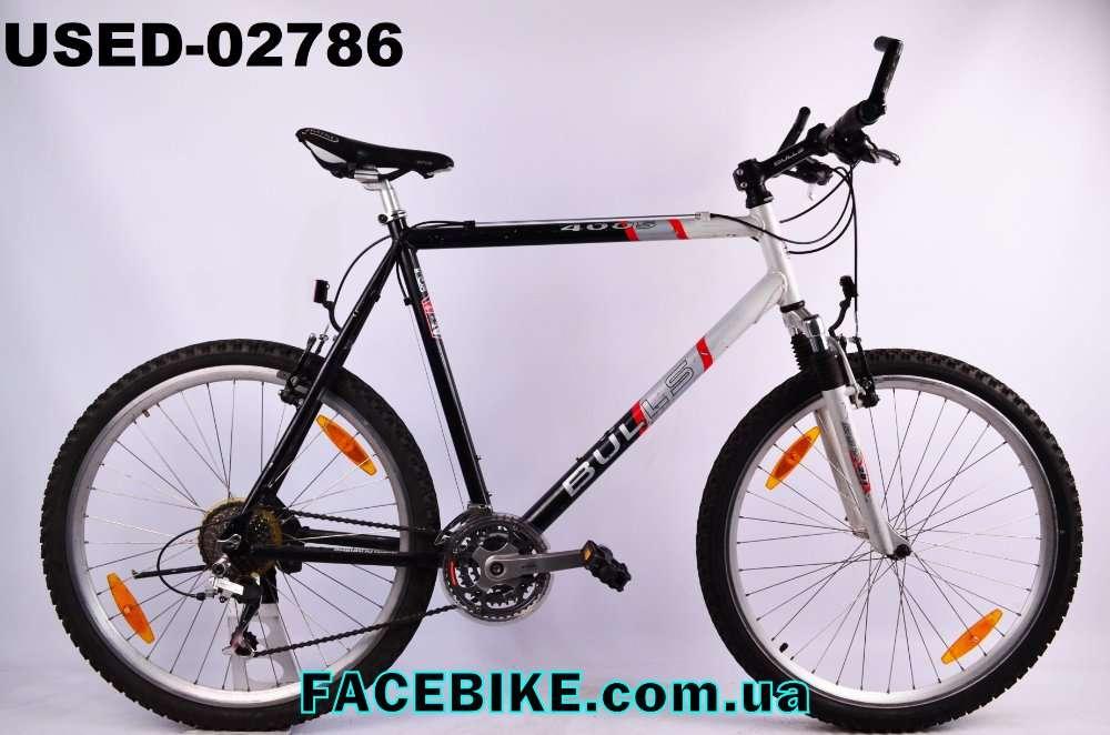 БУ Горный велосипед Bulls - из Германии у нас Большой выбор!