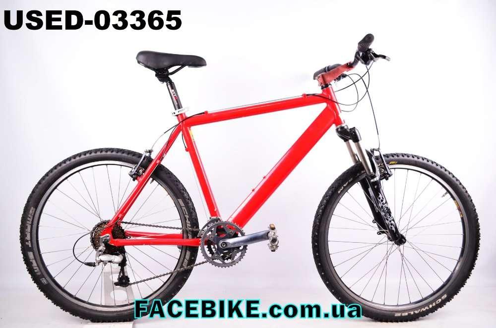 БУ Горный велосипед Red/Shimano Deore LX-Гарантия,Документы!