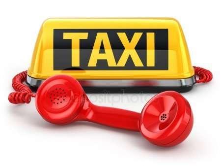 Водій таксі на авто компанії