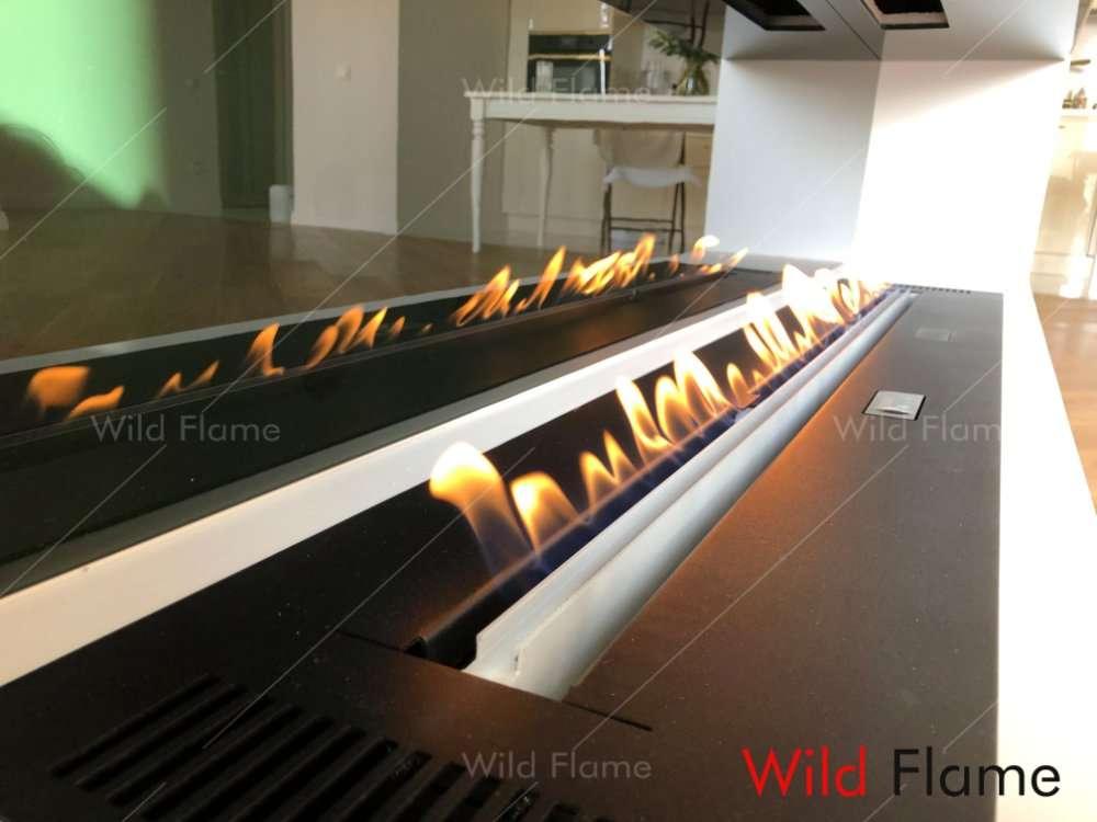 Автоматический биокамин Smart 1800 мм TM Wild Flame