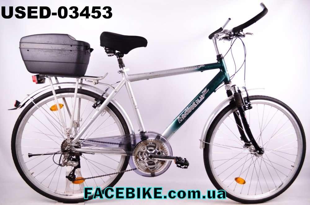 БУ Городской велосипед Active-Гарантия,Документы-у нас Большой выбор!