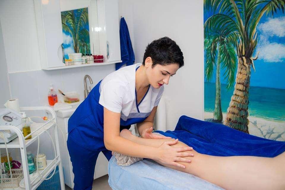 Лимфодренажный массаж Вишневое