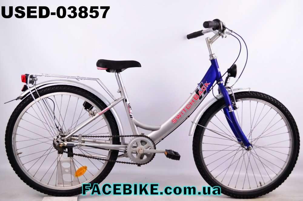 БУ Подростковый велосипед Switchback-Гарантия,Документы-у нас Большой