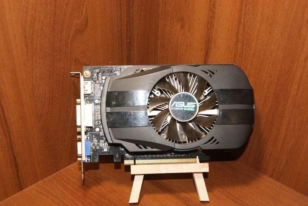 Видеокарта ASUS Nvidia GeForce GTX 750 2048MB 2Gb GDDR5 (128bit)