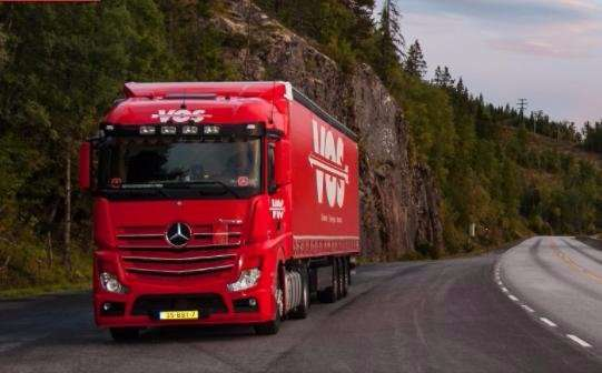 Водитель по категории СЕ: Бельгия, Голландия,Норвегия, Швеция.