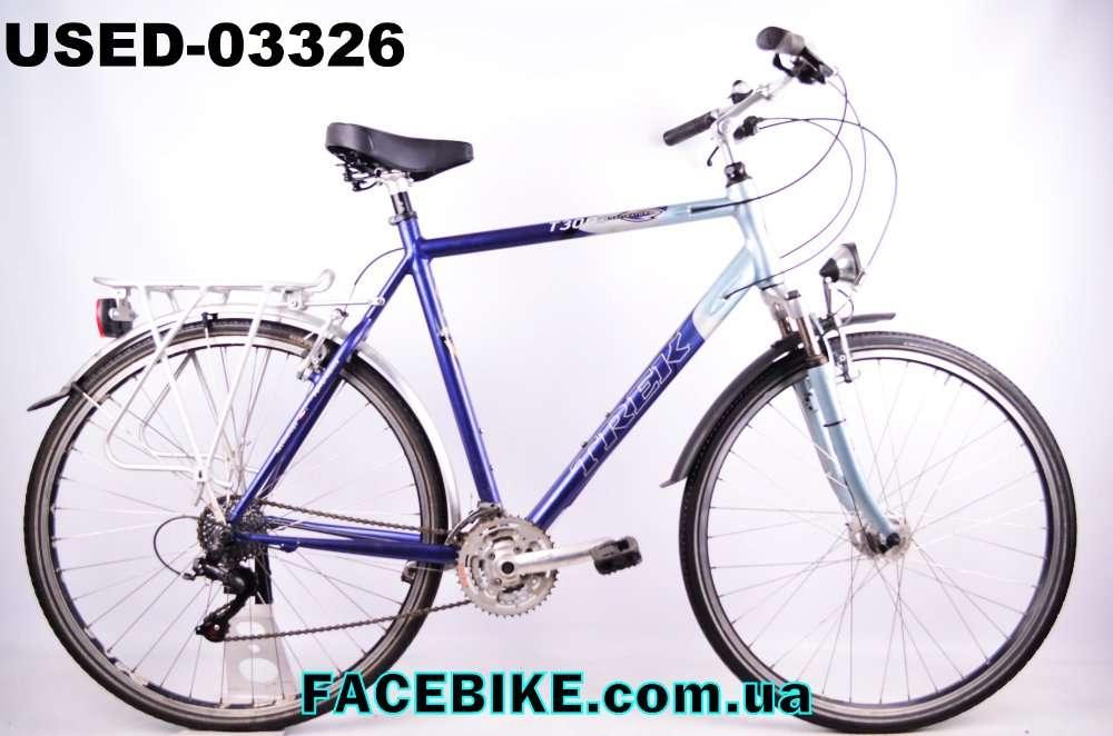 БУ Городской велосипед Trek-Гарантия,Документы-у нас Большой выбор!