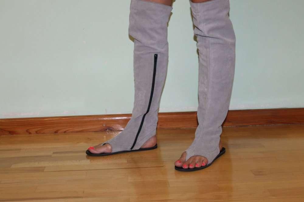 3a10adb808c966 Літні ботфорти Miss Sixty: 1 150 грн - мода і стиль, одяг/ взуття в ...