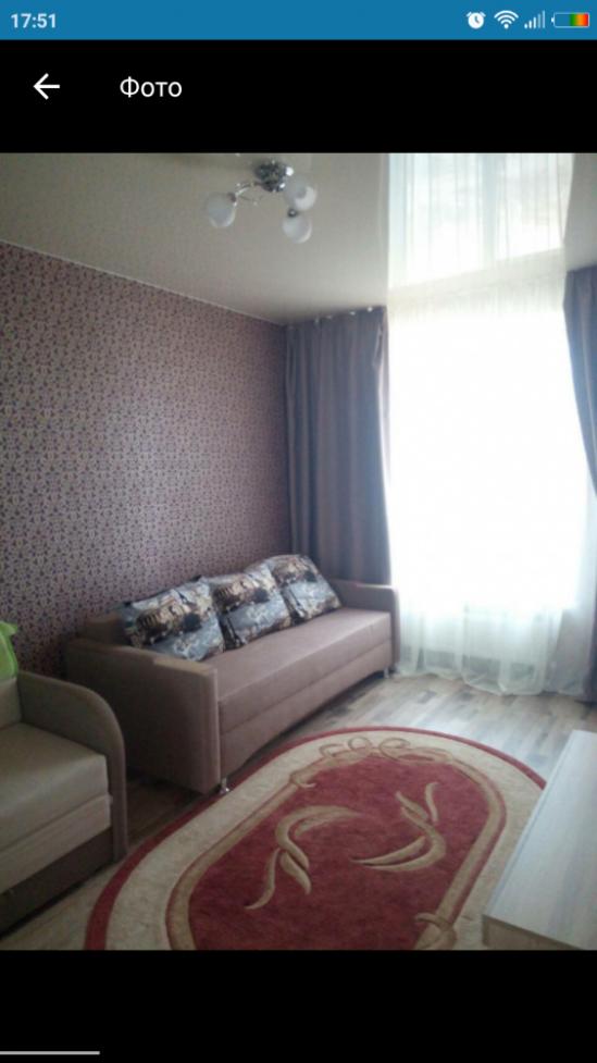 Сдам 2 комнатную квартиру ЖК Уютный квартал
