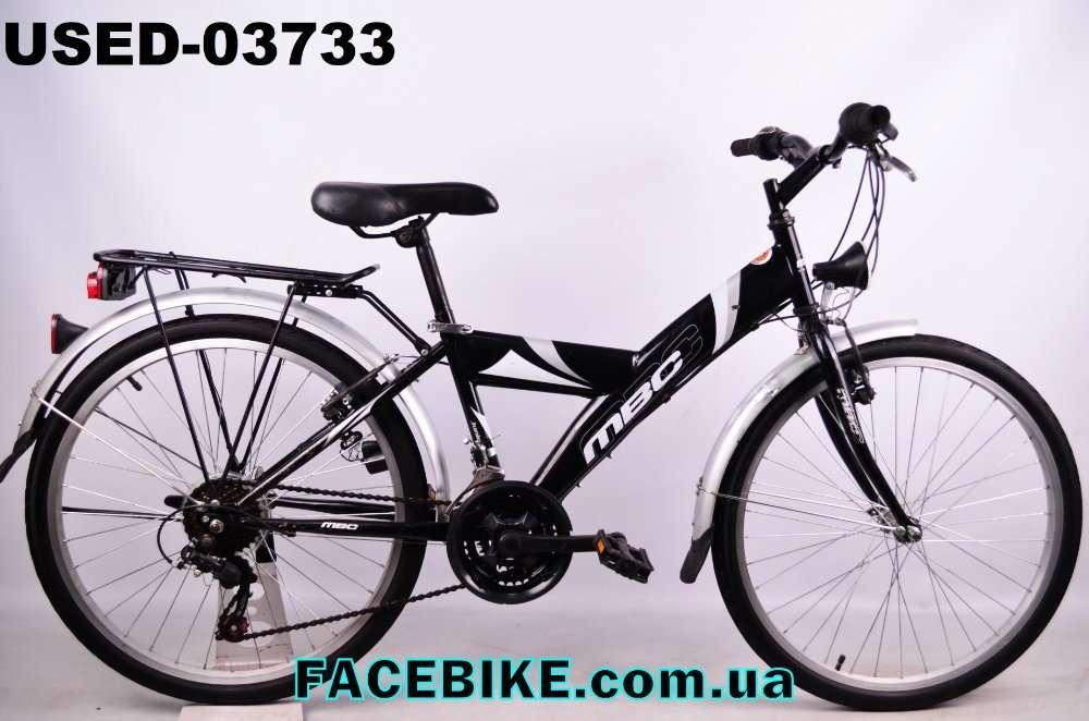 БУ Подростковый велосипед MBC-Гарантия,Документы-у нас Большой выбор!