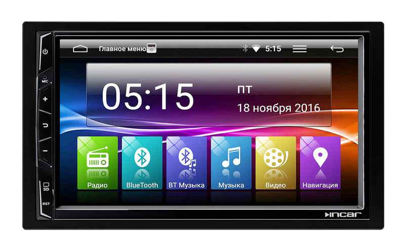 Incar AHR-1861 Android 7.0 Incar AHR-1861 гарантия