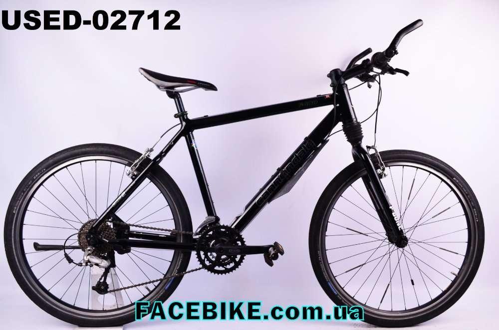 БУ Горный велосипед Cannondale USA - у нас Большой выбор!