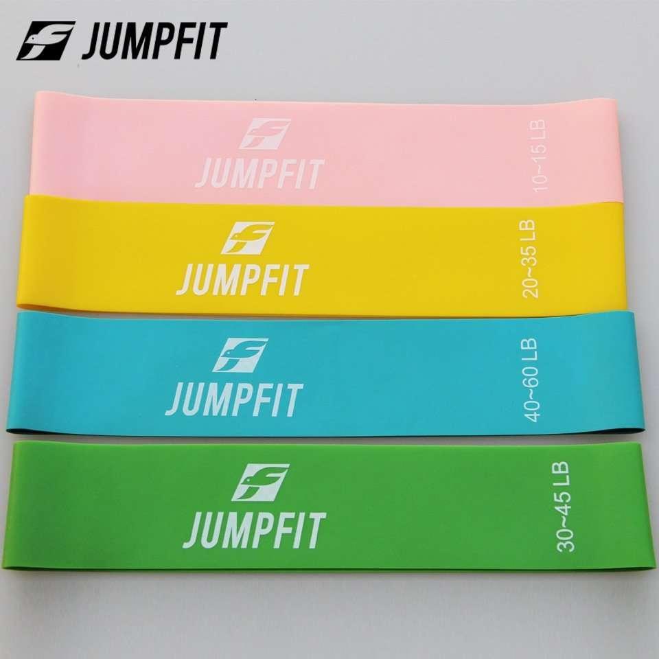 Ленты сопротивления комплект / Резина для фитнеса / JAMPFIT