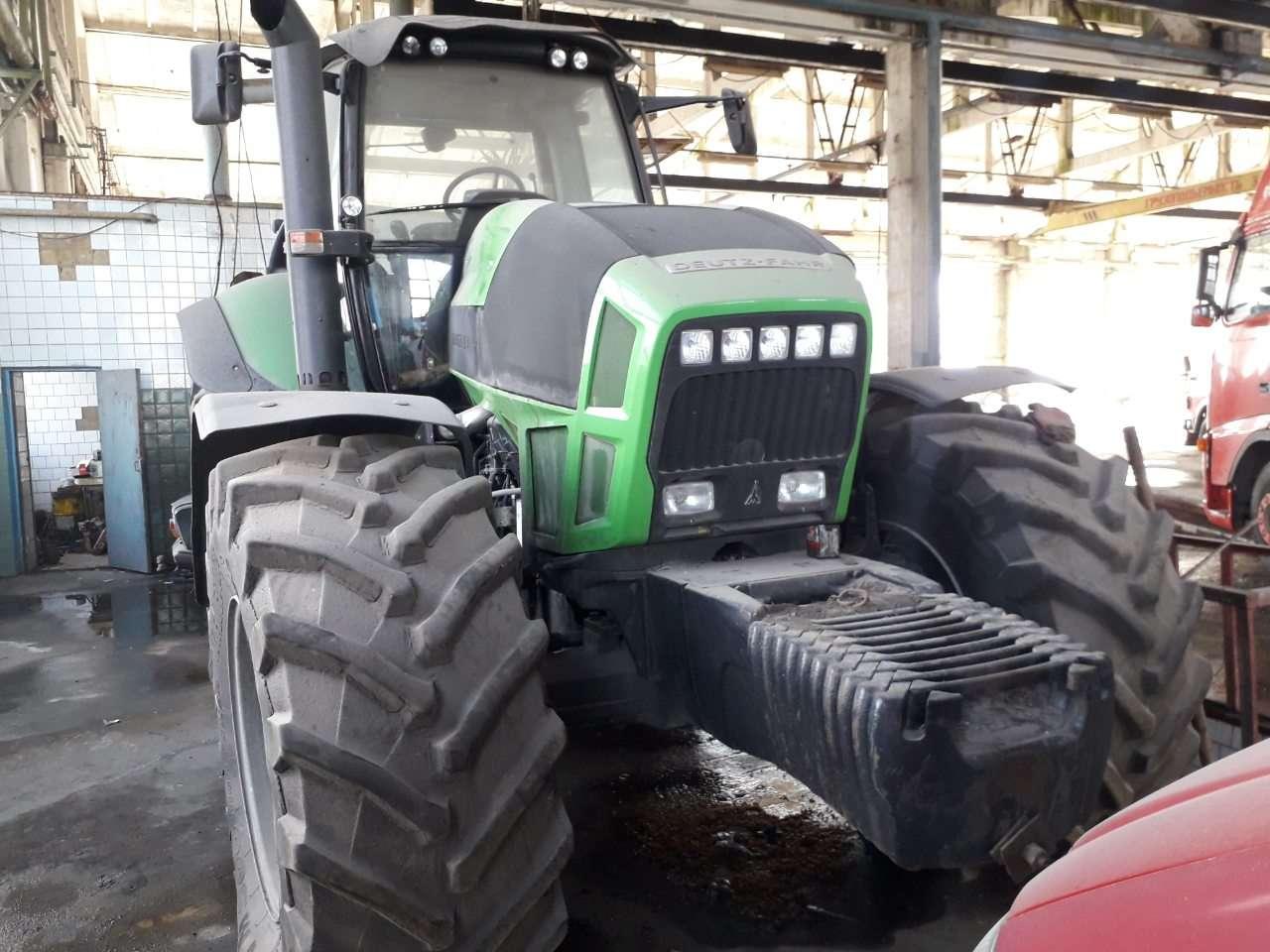 Трактор  Deutz-Fahr   X 720   2012г.в.   275 л.с. •Двигатель Евро-2